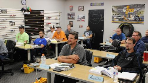 FLUKE Level 1 Thermography Course at EPA