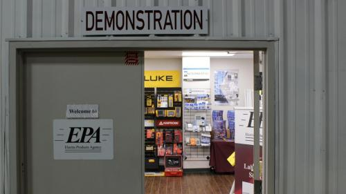 Electra Products Demonstration Room